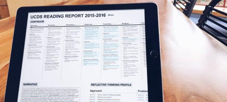 Narrative Reports