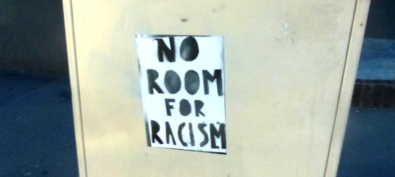 Being an White Anti-Racist Teacher in a Primarily White Classroom 1